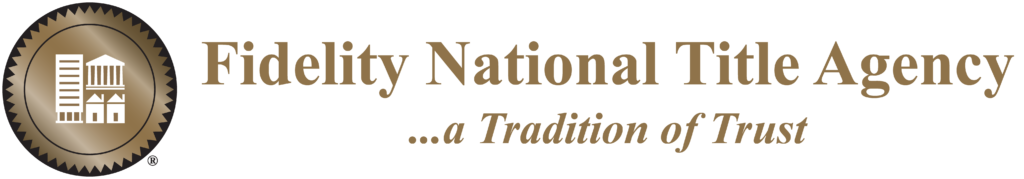 Fidelity National Title Agency Logo
